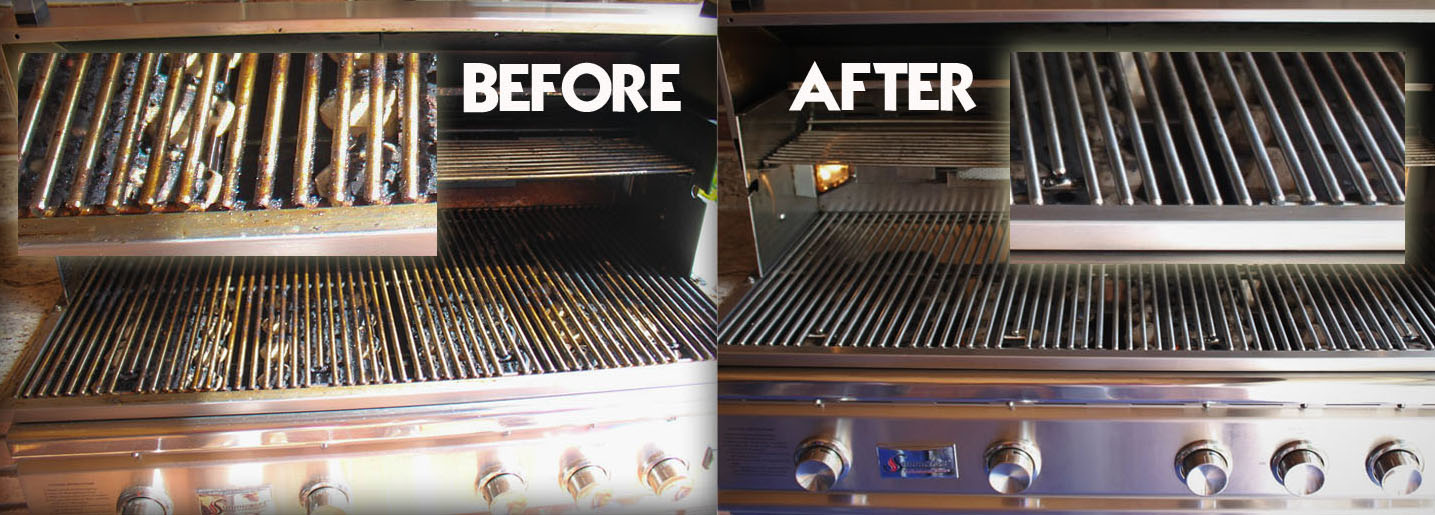 Grill Before&After
