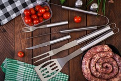 Grilling foods that are good for your grill